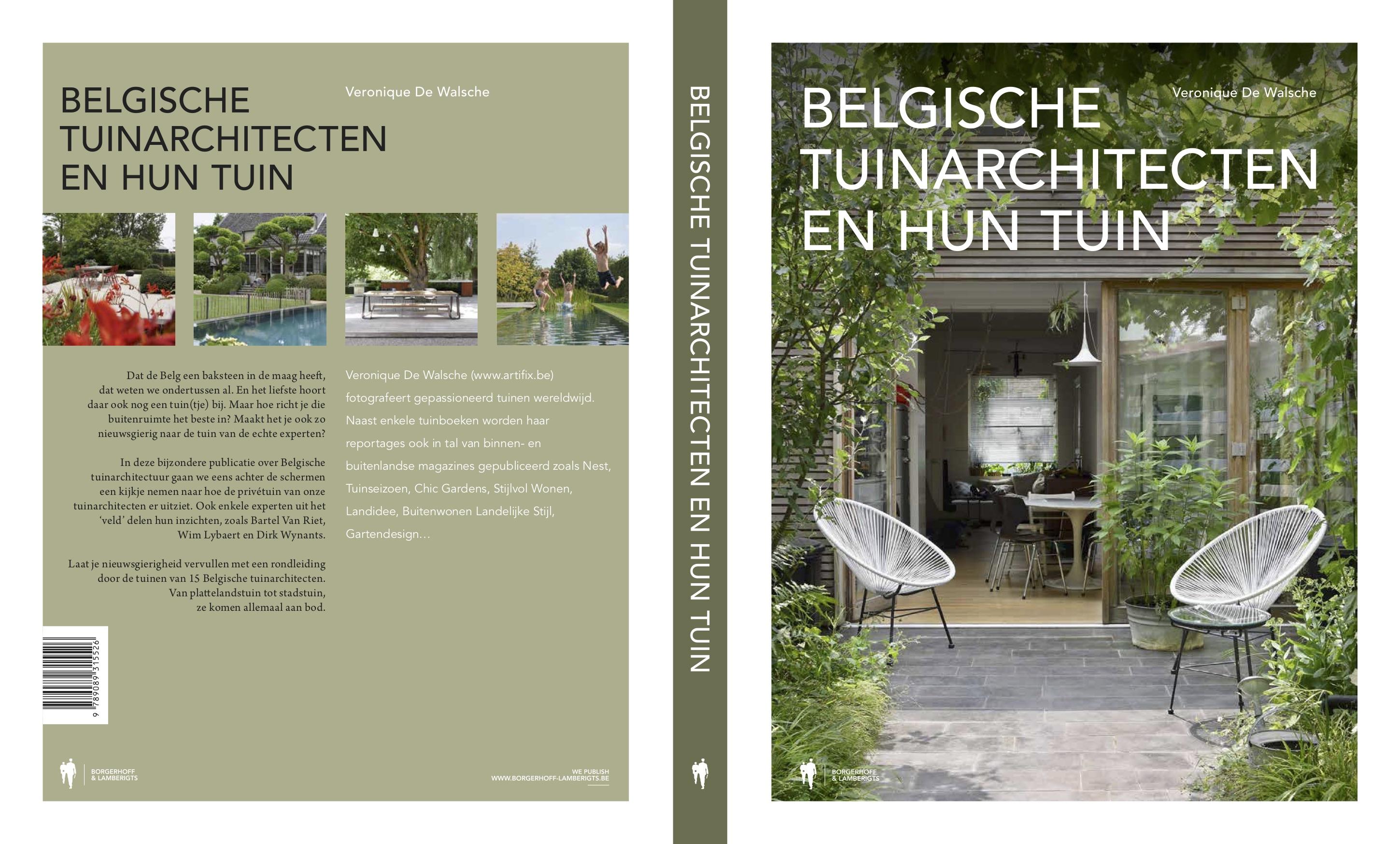 Belgische tuinarchitecten en hun tuin boek release de for De geheime tuin boek